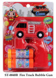 Lustiges Polizeiwagen-Luftblasen-Gewehr-Spielzeug