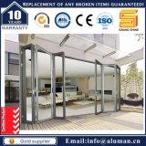Bifold Aluminiumtür/Außenbalkon Bifolding Türen