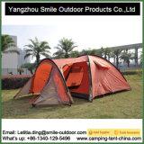 3-4 tenda di campeggio vivente di picnic esterno di due storie della persona