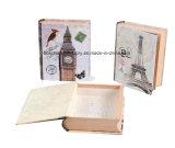 Buch-geformtes Schokoladen-Geschenk-verpackenkasten/Papiergeschenk-Kasten