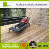 Het beste verkoopt de OpenluchtLigstoel van Furnitures van de Tuin van de Lanterfanter van de Zon Textilene