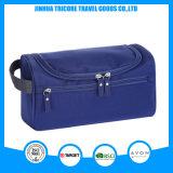 2016 ترويجيّ بوليستر قوّة بحريّة اللون الأزرق غسل حقيبة مع شبكة جيب داخليّة