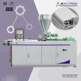 PVCプロフィールの生産の押出機ライン