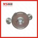 Válvulas de la muestra del Radial-Diafragma de Weirless del acero inoxidable