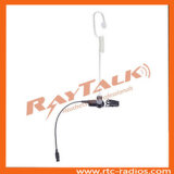 SchnelltrennClear Tube Earpiece in Qd Type Lok Serie E-42 Lok