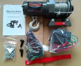 CE Approved de 3000lbs ATV Winch 12VDC