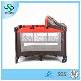 熱い販売のアルミニウム簡単で快適なベビーベッド(SH-A9)