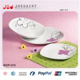 Insieme di pranzo della decalcomania del taglio di alta qualità (JSD115-S022)