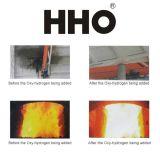 Gerador novo de Hho do projeto para queimar-se
