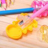 Os artigos de papelaria creativos ajustam o Sharpener de lápis da forma da lagarta