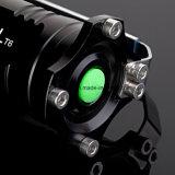 Taschenlampe der Birnen-T6 mit Cer, RoHS, MSDS, ISO, SGS