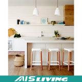 ラッカーPVCマット終わりの食器棚の家具(AIS-K086)