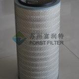 Maya Deduster van de Cilinder van Forst de Patronen van de Filter van het Sediment