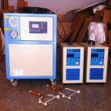 Máquina de calefacción de alta frecuencia de inducción 15kw para la calefacción del tornillo