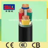 PVC InsulatedおよびPVC Sheathed Electrical Power Cable 1X240mm2