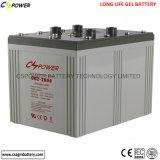 Bateria profunda acidificada ao chumbo 2V 800ah do ciclo VRLA