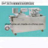 Máquina de empacotamento de alumínio da bolha Dph260, máquina de embalagem da bolha