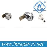 Mini serratura della camma della varia del cilindro di lunghezza del disco chiavetta di Pin (YH9755)