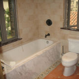 Casa de acero ligera residencial prefabricada del chalet con talla modificada para requisitos particulares