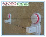 Gancio della barra di tovagliolo della stanza da bagno dell'acciaio inossidabile singolo con la tazza di aspirazione