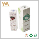 Caixa de embalagem da pele do cuidado pessoal da série da alta qualidade