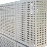Perforiertes Aluminum Panel mit PVDF Coating