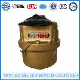Latón del contador del agua, volumétrico Kent Tipo de medidor de agua