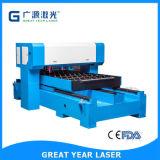 Morrer a fábrica cortando do fabricante da máquina do poder superior do fabricante (GY-1218H/GY-1325H)