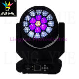 19PCS Bee Eyes Beam LED Moving Head Light