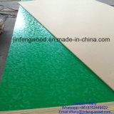 ISO9001: 2008 доска меламина MDF/Particle светлого цвета сердечника тополя ранга 1220*2440 мебели E2/E1