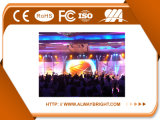 Alta visualización de LED de alquiler publicitaria de interior de la definición P3.91