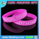The Market Fashion Promotion Gifts Silicone Braceletの最も熱いProducts