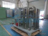 Purificador de gran eficacia del refino de petróleo de la deshidratación de la turbina de la serie del Jt