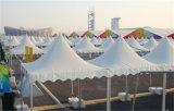 Exposición de aluminio pagoda tienda de campaña para la venta caliente