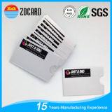 Protector modificado para requisitos particulares venta al por mayor de la batería Info de Shiled de la tarjeta de la identificación del diseño