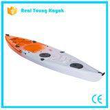 Zit op de Hoogste Plastic Kajak van China van de Kano van de Overzeese Visserij van de Boot