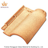 Clay Tuile Tuile romaine Interclocking Water Proof Roof Tile (R1-A002)