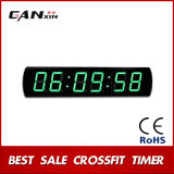 [Ganxin] 최신 판매 6digital 발광 다이오드 표시 경보 전기 시계