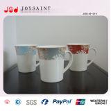 Taza de café modificada para requisitos particulares de la porcelana