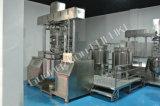 Kosmetische Vloeibare het Maken van de Zeep Machine, de Vacuüm Emulgerende Machine van de Mixer
