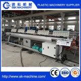 Plastikstrangpresßling-Maschine für PE/PP/PPR Gefäß