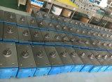 Het dubbelwerkende MiniRek van het Type & Pneumatische Actuator van de Pignon
