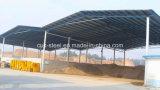 Entrepôt en acier de Lgs d'entrepôt de structure métallique/de construction bâti en acier