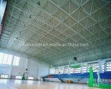 Marco de acero del braguero de la ingeniería prefabricada del estadio de la escuela