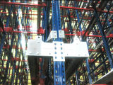 Racking de rádio high-density do armazenamento da canela