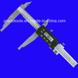 Electronic resistente Digital Vernier Caliper, con Fine Adjustment