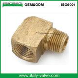 OEM& ODMの良質の真鍮の女性の肘(AV9009)
