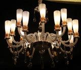 Свет канделябра светильника приспособления освещения европейского кристаллический украшения Phine нутряной привесной