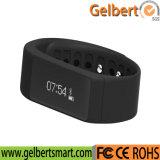 Dessus de Gelbert vendant la montre de forme physique de sport de Bluetooth pour le cadeau
