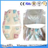 Oman-Wegwerfbaby-Freuden-Baby-Windeln vom China-Hersteller